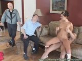 Strange Cock For Mrs. Spencer