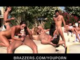 BRAZZERS LIVE 25 - NEXT BRAZZERS LIVE is JUNE 20th, 3pm E-12pm P