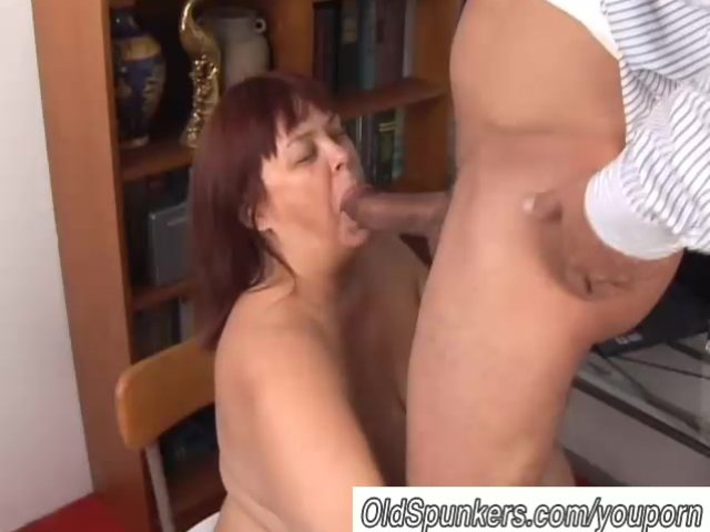 Little old lady with a massive cock - SwapSmutcom