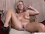 Multiple orgasms for Jodi West