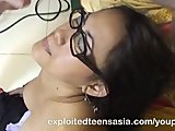 Loraine Filipino Amateur Cosplay Amateur Jizzed On Glasses Consented Rough Sex