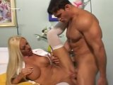 Hot stud fucks hot nurse - Vixen Pictures