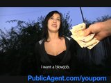 PublicAgent Emma demanded to be fucked.