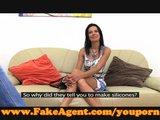 Film porno Fake agent