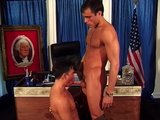 The Intern Gets Some Presidential Cock - Pacific Sun Entertainment