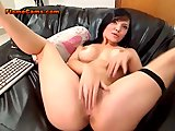 Busty Babe Loves Anal
