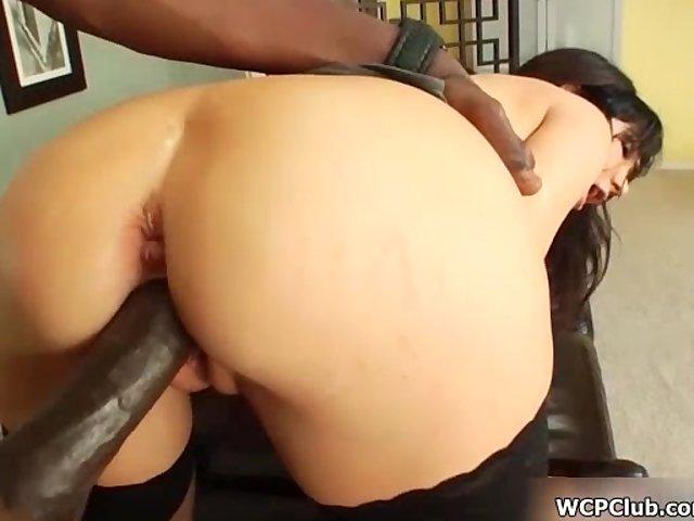 Interracial homemade porn min