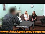 FakeAgent Two hot Russians