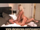 DaneJones Romance selection, orgasms, creampies, big tits