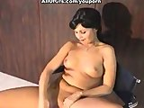 Naughty pussy and ass penetration with sex toys