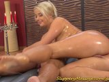 real slippery nuru massage