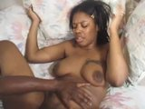 Black babe taking the bbc - After Shock