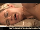 DaneJones Creampie for amazing young GF