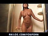 Dripping milf pussy dildo fuck