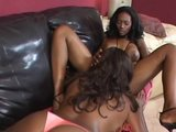 Black babe first time with another girl - Anarchy