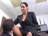 Salesman Closes On Milf Boss - Un-Plugged