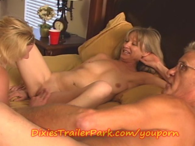 Trailer park lesbians eat hot beaver lunch 2 - 1 part 7
