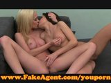 FakeAgent Two hot amateurs really need a job