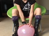 Balloon Fetish And Humiliation - Sologirlcontent