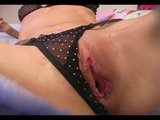 Cute Little Sophie In Her New Lingerie - Sologirlcontent