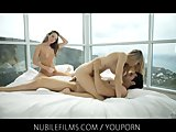 Maddy Oreilly and Natalia Star in threesome bliss