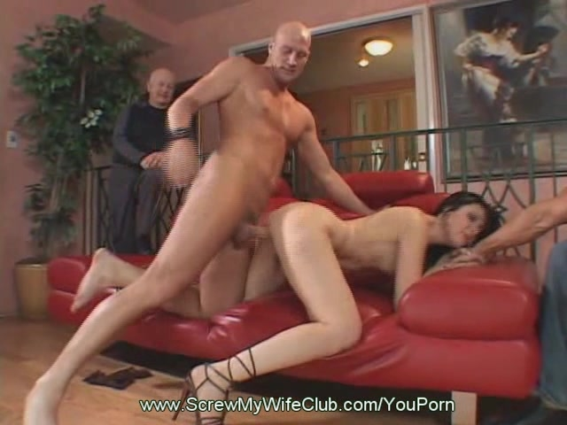 Femaleagent milf fucks hot girls boyfriend in front of her 3