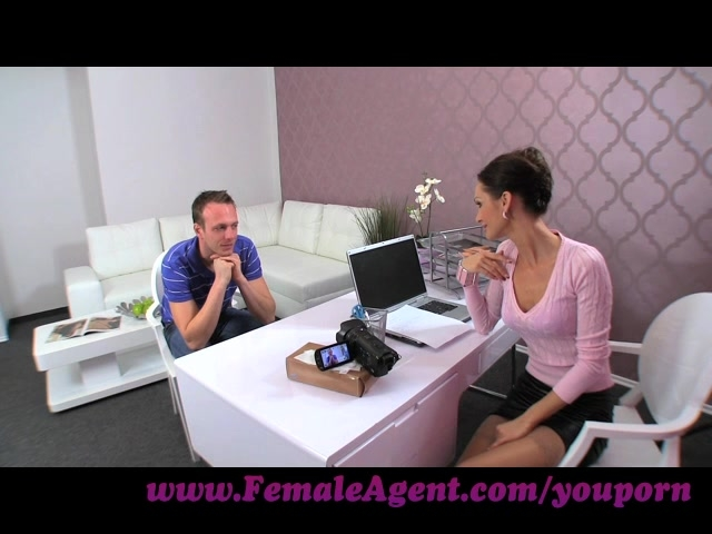 image Femaleagent hd ready willing and able