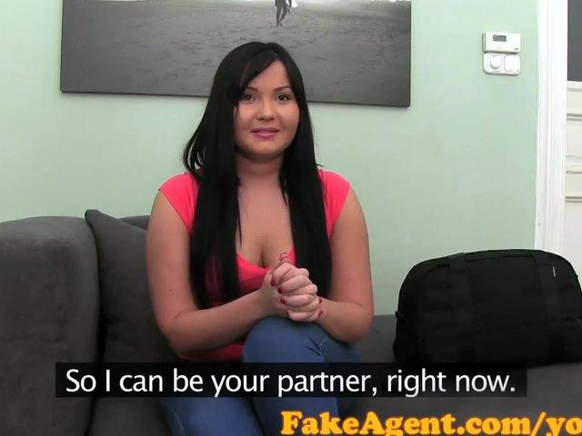 fakeagent anal