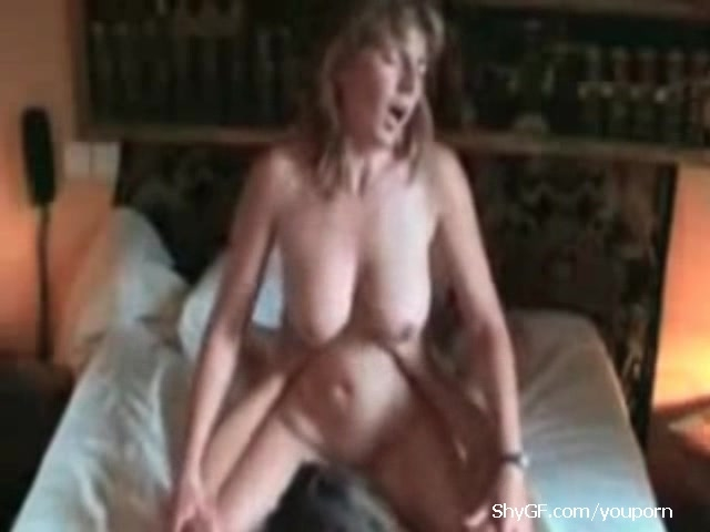 She Likes Riding My Cock
