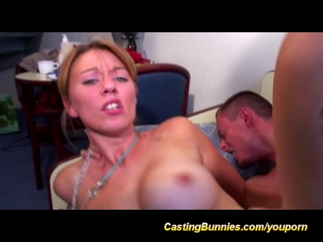pornoid frnch casting