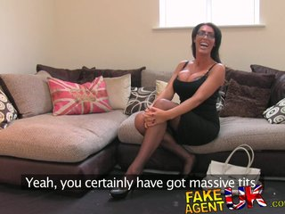 YouPorn Movie:FakeAgentUK Tall secretary chi...