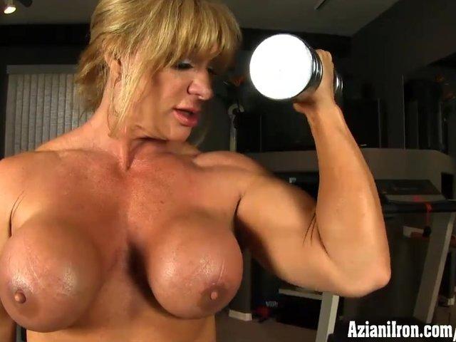 kats nude female bodybuilder