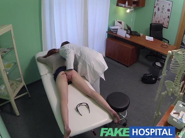 image Fakehospital beautiful patient prescribed a good wet fucking