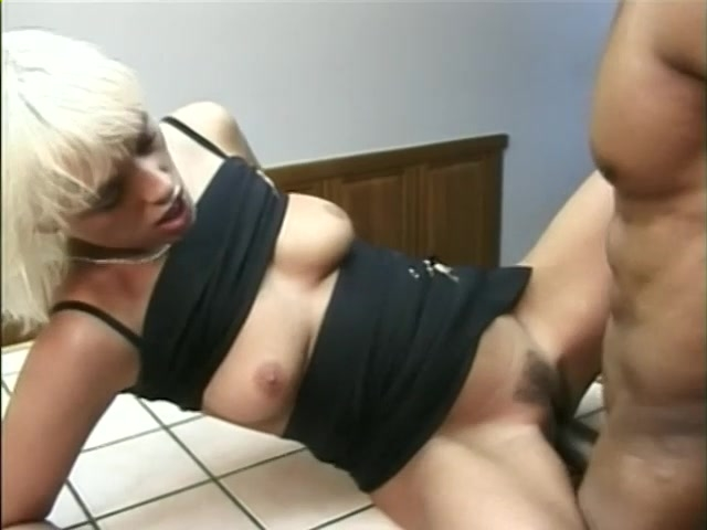 Big-Black-Cock Invades A Tight White Pussy  - Telsev