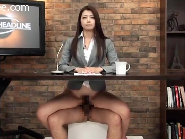 japanese news reporter porn