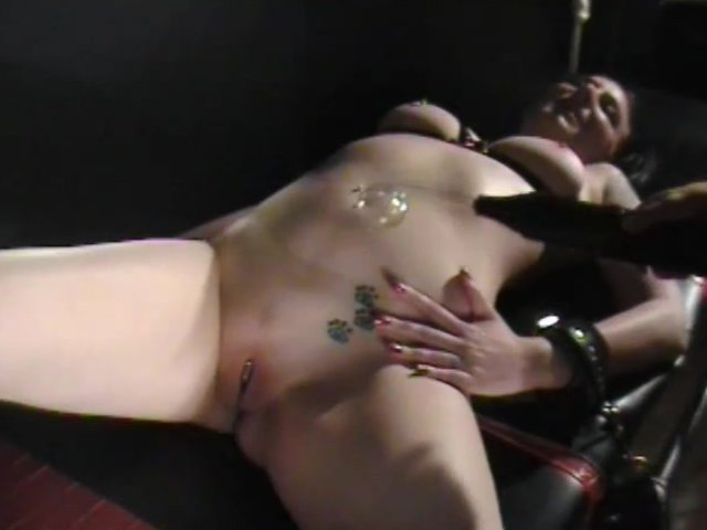 Tattoo Electro video: Electro Play - Scene 1 - Dungeon VIP