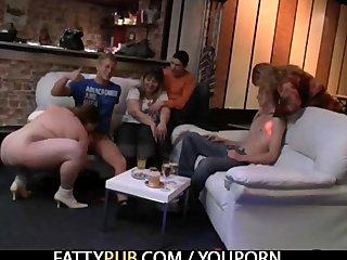 Group Sex Big Boobs movie: Naughty BBW enjoys sucking and fucking