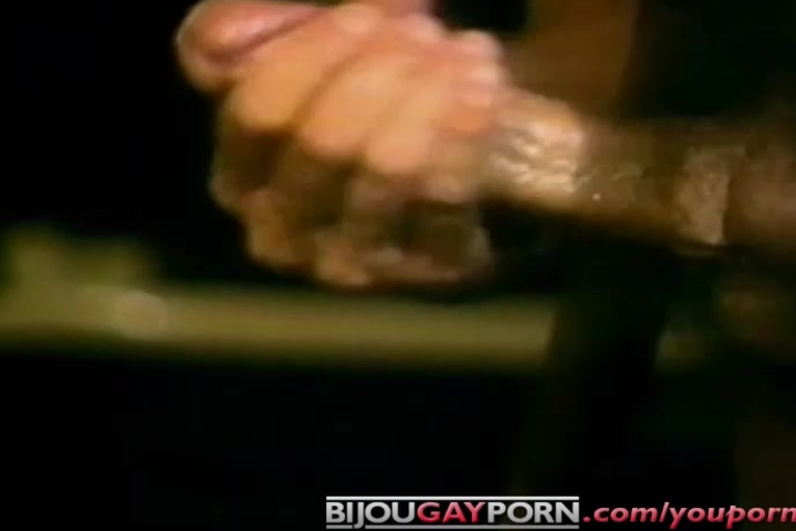Vintage gay BDSM film PICTURES FROM THE BLACK DANCE 1988