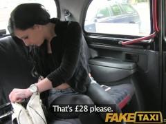 Секс с водителем такси 13 фотография