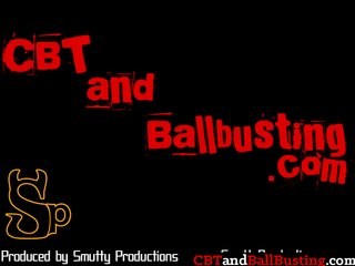 CBTandBallBusting - Classic CBT fun