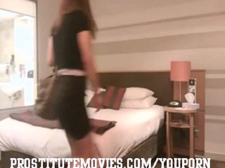 Asian Blowjob Escort video: Massage and sex with two asian hookers