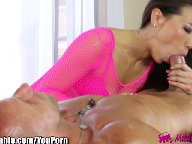 Milkingtable chinese cock therapy 6