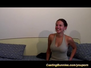 young french casting bunny