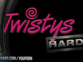 Twistys Hard - Jaden Nile deepthroats