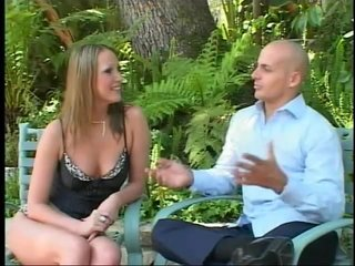 Interview Outdoors video: The Interview Got A Little Crazy - Vixen Pictures