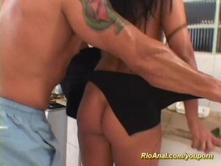 brazilian anal whore