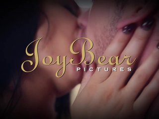 Licking Big Tits Orgasm video: JOYBEAR Hot Lesbian Yoga Babes