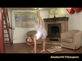 limber ballerina like to fuck
