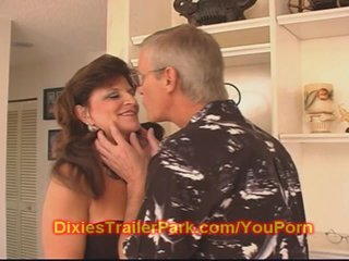 Voyeur Shaved Milf video: Milf wife gets a LESBIAN TREAT